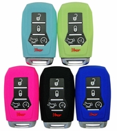 Dodge Ram Smart Keyless Entry Remote rubber cover
