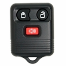 Ford / Lincoln / Mercury 3 Button Keyless Entry Remote - Aftermarket Ilco brand