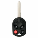 Ford/Lincoln 4 Button Remote Head Key - Aftermarket Ilco brand
