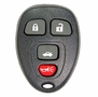 General Motors 4 Button Keyles Entry Remote - Aftermarket Ilco brand'