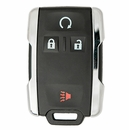 General Motors 4 Button Keyless Entry Remote - Aftermarket Ilco brand