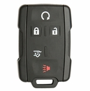 General Motors 5 Button Keyless Entry Remote - Aftermarket Ilco brand