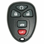 General Motors 5 Button Keyless Entry Remote - Aftermarket Ilco brand'
