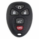 General Motors 5 Button Keyless Entry Remote - Ilco brand