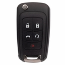 General Motors PROXY Flip Key Remote - Ilco brand