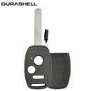 HONDA 3 button remote head rugged replacement DURASHELL case, shell with blank key
