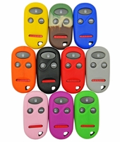 Honda Keyless Entry Remote rubber cover - 4 button