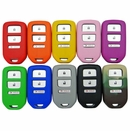 Honda Smart Keyless Entry Remote  Rubber Cover - 3 button