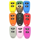 Hyundai, Kia Remote rubber cover - 3 button