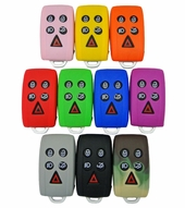 Jaguar Keyless Entry Remote rubber cover - 5 buttons