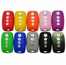 Kia Smart Keyless Entry Remote rubber cover - 4 buttons