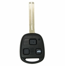 Lexus 3 Button Remote Head Key PN: 89070-50170, 89070-33470 - Ilco brand