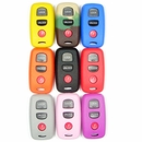 Mazda 3, 6, Protege, MPV Keyless Remote rubber cover - 3 button