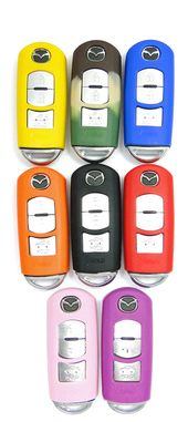 Mazda Smart Key Keyless Entry Remote Rubber cover