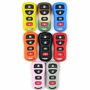 Nissan, Infiniti Keyless Remote rubber cover - 4 button