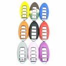 Nissan, Infiniti Keyless Remote smart key rubber cover - 4 button
