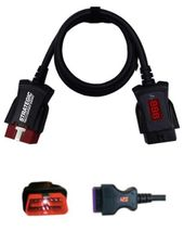 OBDIIEC1 OBD EXTENSION CABLE WITH LED LIGHT & VOLTAGE DISPLAY