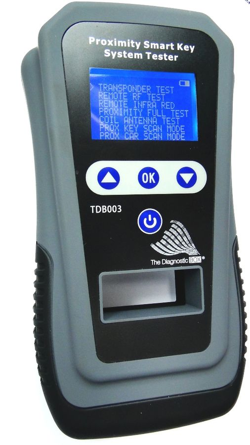 Diagnostic Box Proximity, Smart Key Systems Prox Tester - TDB003