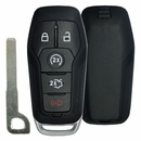 REMOTE SHELL FOR FORD / LINCOLN SMART REMOTE - 5 BUTTON