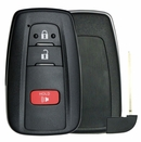Toyota Smart Remote Replacement Shell - 3 Buttons