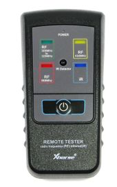 XHORSE REMOTE TESTER RF RADIO & IR FREQUENCY INFRARED