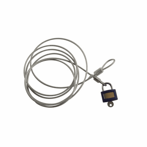 Cover Lock and Cable