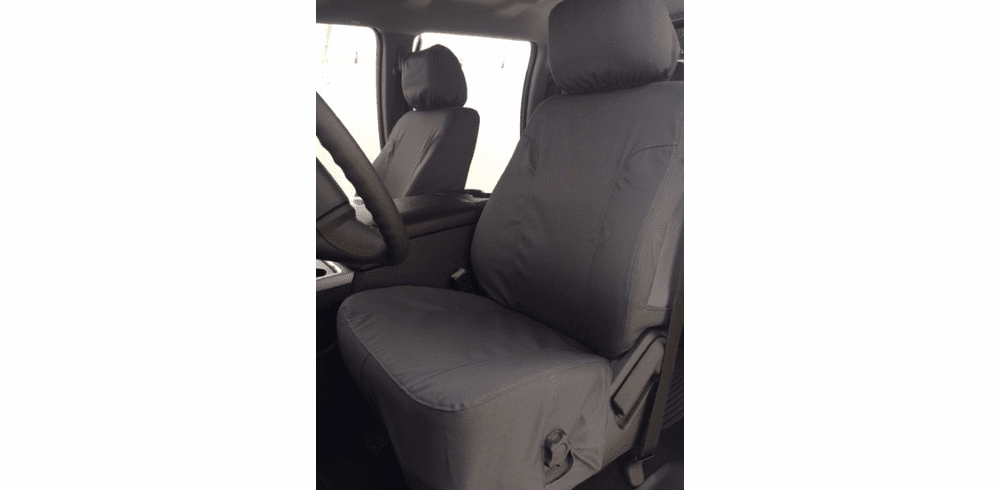 Custom Canvas Seat Covers