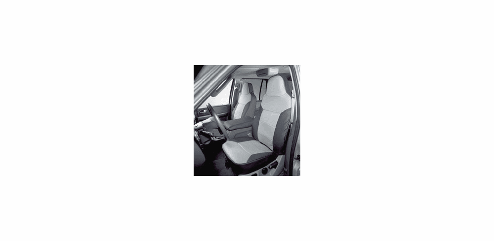 FRONT SEATS: <br>Leatherette Seat Covers