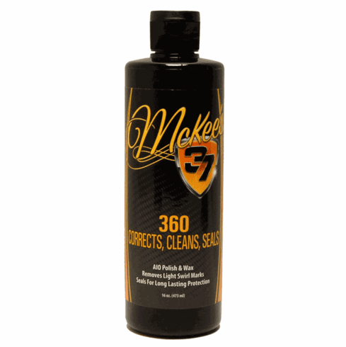 McKee's 37 360 Corrects, Cleans, Seals