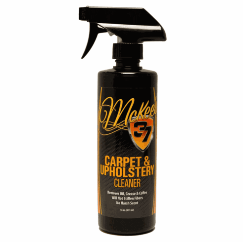 McKee's 37 Carpet & Upholstery Cleaner