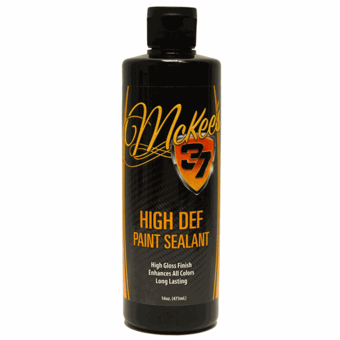 McKee's 37 High Def Paint Sealant