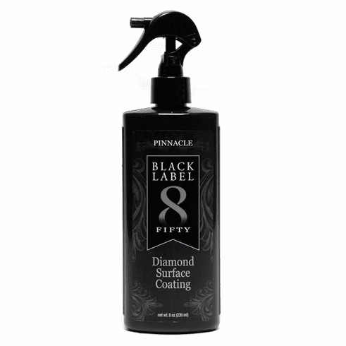 Pinnacle Black Label Diamond Surface Coating