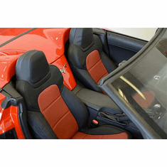 RuffTuff Perforated Sof-Touch Seat Covers