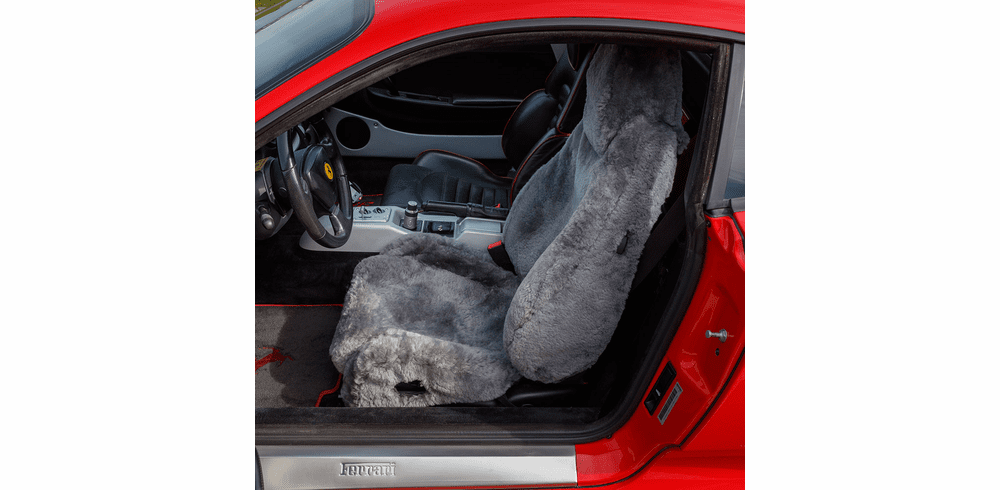 Tailor-Made Sheepskin Seat Covers