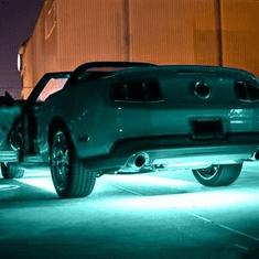 Underground Lighting NEW Multi-Color LED Underbody Kit
