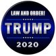 Trump - Law and Order Button