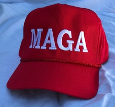 Red MAGA Cap
