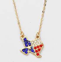 Lonestar Pendant and Necklace