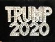 TRUMP 2020 Crystal Pin