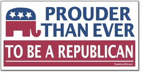 Prouder Than Ever Bumper Sticker
