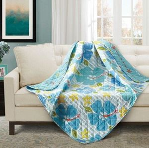 Alana Quilted Throw