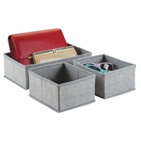 Aldo 3pc Set Drawer Organizers