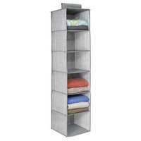 Aldo Hanging 6 Shelf Organizer