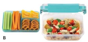Benito Box To Go (teal)