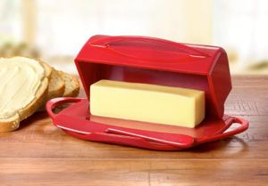 Butterie Red w/FREE Spreader