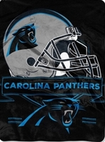 Carolina Panthers NFL Blanket