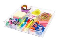 Clear Drawer Organizers Medium
