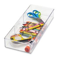 Clear Drawer Organizers Small