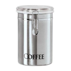 Coffee Stainless Steel Canister