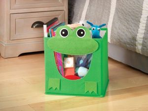 Collapsible Storage Cubes Frog